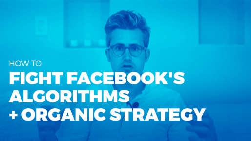 Teaches how to grow from 0 to 1 Million Followers in 30 days | How to fight Facebook's algorithms + organic strategy