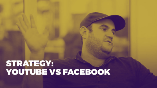 Breaks down how his company generated 80 million followers and 3 billion views per month | Strategy: Youtube vs Facebook