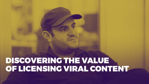 Breaks down how his company generated 80 million followers and 3 billion views per month | Discovering the value of licensing viral content