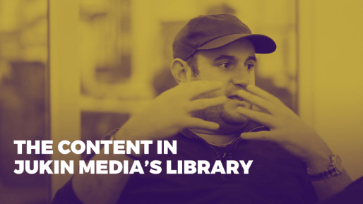 Breaks down how his company generated 80 million followers and 3 billion views per month | The content in Jukin Media's library
