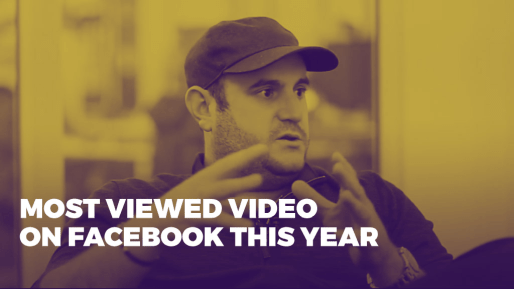 Breaks down how his company generated 80 million followers and 3 billion views per month | Most viewed video on Facebook this year