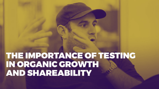Breaks down how his company generated 80 million followers and 3 billion views per month | The importance of testing in organic growth and shareability