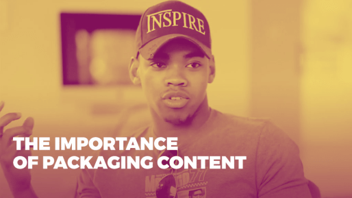 Breaks down the strategies he used to generate 4.3 million followers and 350 million views per month organically | The importance of packaging content