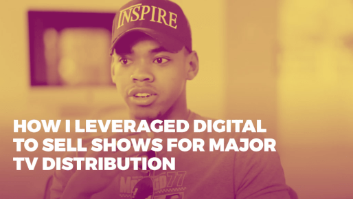 Breaks down the strategies he used to generate 4.3 million followers and 350 million views per month organically | How I leveraged digital to sell shows for major TV distribution