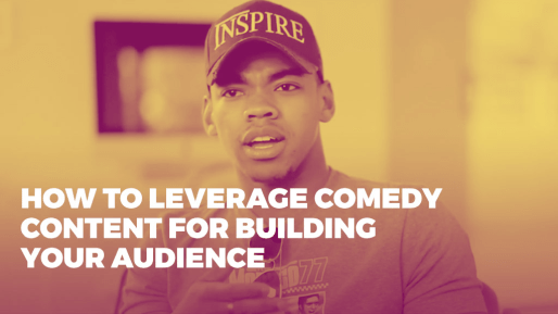 Breaks down the strategies he used to generate 4.3 million followers and 350 million views per month organically | How to leverage comedy content for building your audience