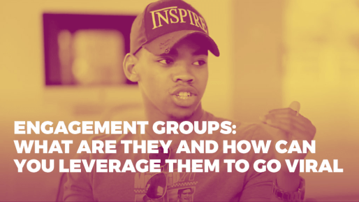 Breaks down the strategies he used to generate 4.3 million followers and 350 million views per month organically | Engagement groups: what are they and how can you leverage them to go viral