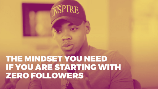 Breaks down the strategies he used to generate 4.3 million followers and 350 million views per month organically | The mindset you need if you are starting with zero followers