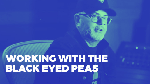 How to build massive brands through content | Working with The Black Eyed Peas