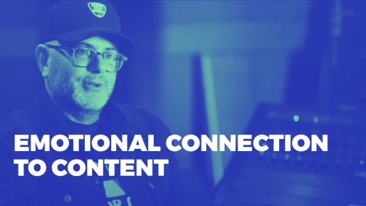 How to build massive brands through content | Emotional connection to content