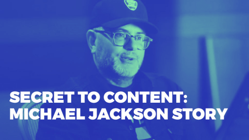 How to build massive brands through content | Secret to Content - Michael Jackson story