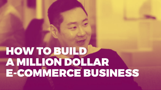 How he built a hundred million dollar ecommerce business | How to build a million dollar eCommerce business