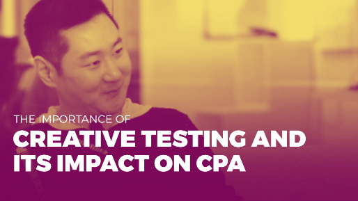 How he built a hundred million dollar ecommerce business | The importance of creative testing and its impact on CPA