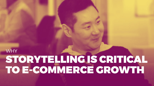 How he built a hundred million dollar ecommerce business | Why storytelling is critical to e-commerce growth