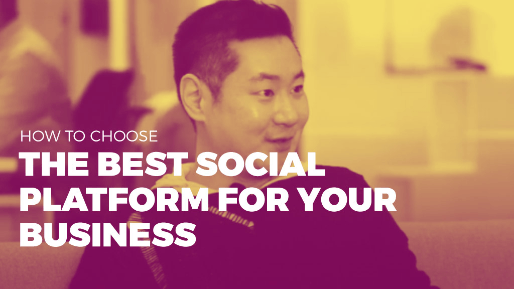 How he built a hundred million dollar ecommerce business | How to choose the best social platform for your business