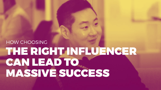 How he built a hundred million dollar ecommerce business | How choosing the right influencer can lead to massive success