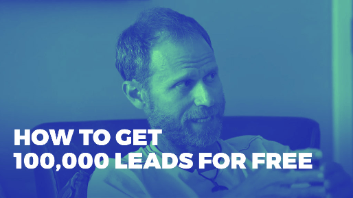 Explains how to leverage joint venture partners to drive millions in sales | How to get 100,000 leads for free