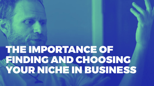 Explains how to leverage joint venture partners to drive millions in sales | The Importance of Finding and Choosing your Niche in Business