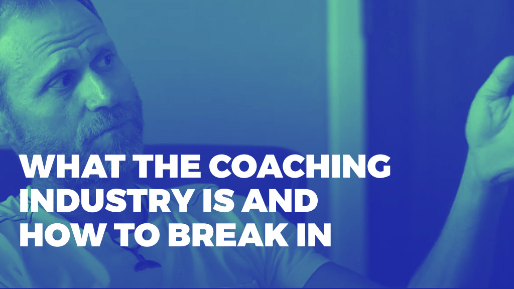 Explains how to leverage joint venture partners to drive millions in sales | What the coaching industry is and how to break in