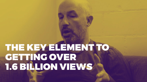 Breaks down how is company consistently creates viral videos with billions of views | The key element to getting over 1.6 billion views