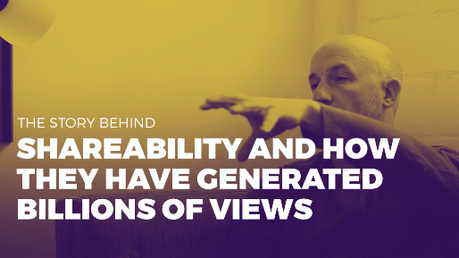 Breaks down how is company consistently creates viral videos with billions of views | The story behind Shareability and how they have generated billions of views