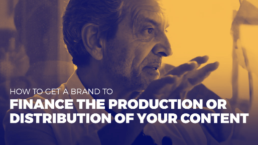 The history of product placement and how to build successful relationships with influencers | How to get a brand to finance the production or distribution of your content
