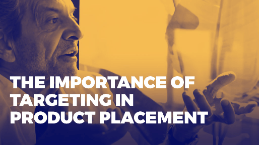 The history of product placement and how to build successful relationships with influencers | The importance of targeting in product placement