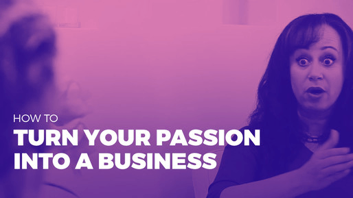 Explains how to leverage public speaking to boost your career | How to turn your passion into a business