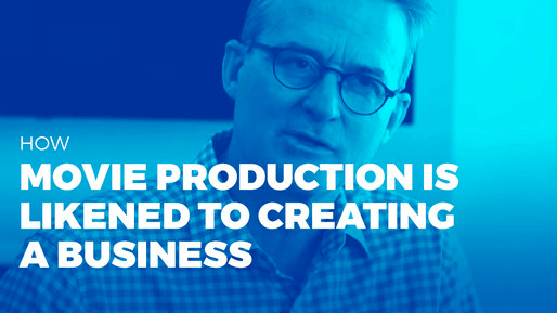 Producer of over 80 films breaks down the ins and outs of the film industry | How movie production is likened to creating a business