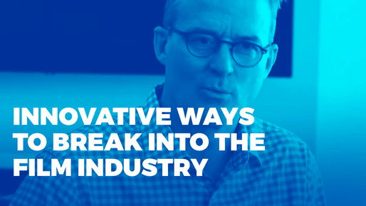 Producer of over 80 films breaks down the ins and outs of the film industry | Innovative ways to break into the film industry