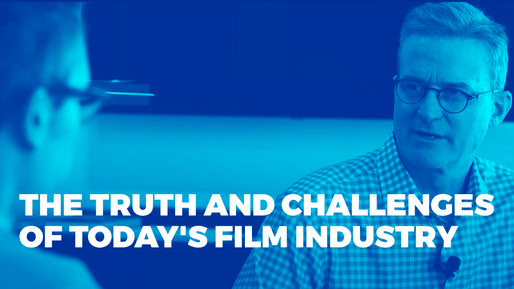 Producer of over 80 films breaks down the ins and outs of the film industry | The truth and challenges of today's film industry