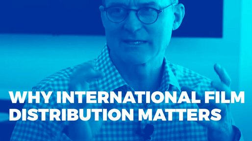 Producer of over 80 films breaks down the ins and outs of the film industry | Why international film distribution matters