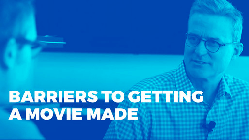 Producer of over 80 films breaks down the ins and outs of the film industry | Barriers to getting a movie made