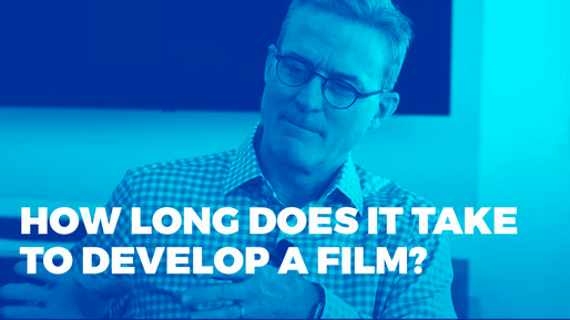 Producer of over 80 films breaks down the ins and outs of the film industry | How long does it take to develop a film?""