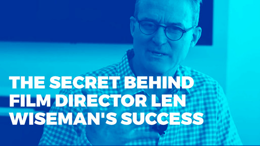 Producer of over 80 films breaks down the ins and outs of the film industry | The secret behind film director Len Wiseman's success
