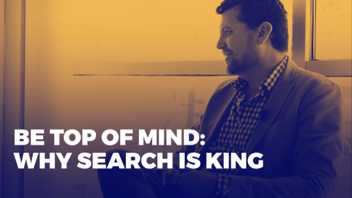 How to generate millions of monthly views on YouTube | Be top of mind: Why search is king