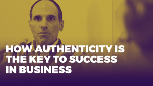 The Alchemy of Success | How authenticity is the key to success in business