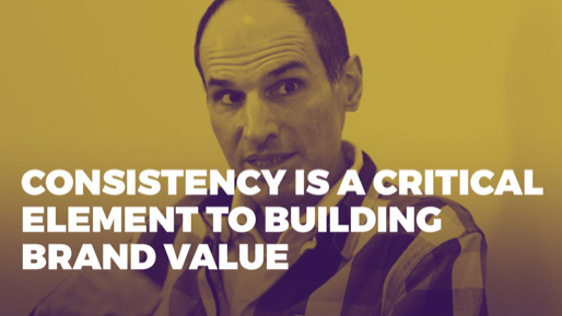 The Alchemy of Success | Consistency is a critical element to building brand value