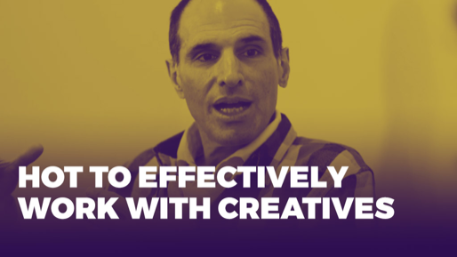The Alchemy of Success | How to effectively work with creatives