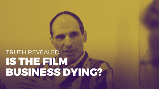 The Alchemy of Success | Truth revealed: Is the film business dying?