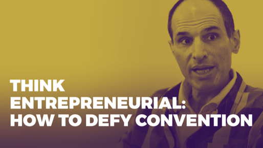 The Alchemy of Success | Think entrepreneurial: How to defy convention
