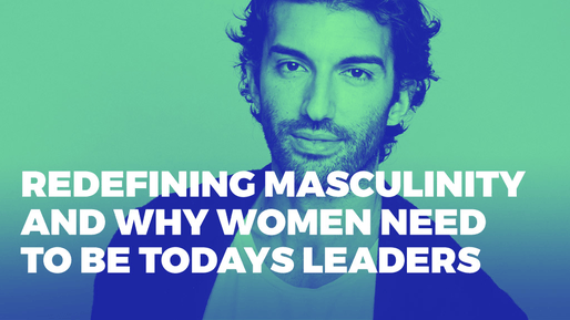 Justin Baldoni shares the keys to happiness | Redefining masculinity and why women need to be leaders today