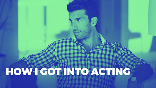 Justin Baldoni shares the keys to happiness | How I got into acting