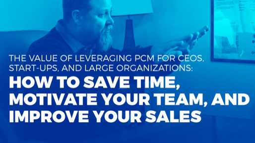 Why PIXAR, Bill Clinton, and NASA all swear by the Process Communication Model (PCM)  | The value of leveraging PCM for CEOs, start-ups, and large organizations: How to save time, motivate your team, and improve your sales
