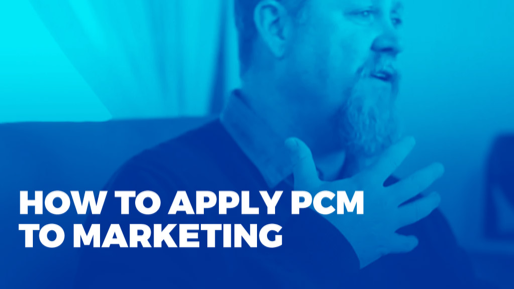 Why PIXAR, Bill Clinton, and NASA all swear by the Process Communication Model (PCM)  | How to apply PCM to marketing