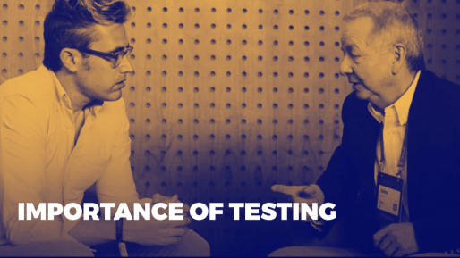 The important elements you need in building a long lasting brand in todays market | Importance of testing